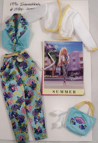 Barbie Internationale Fashion Avenue