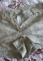 Krátké kraťasy na léto khaki