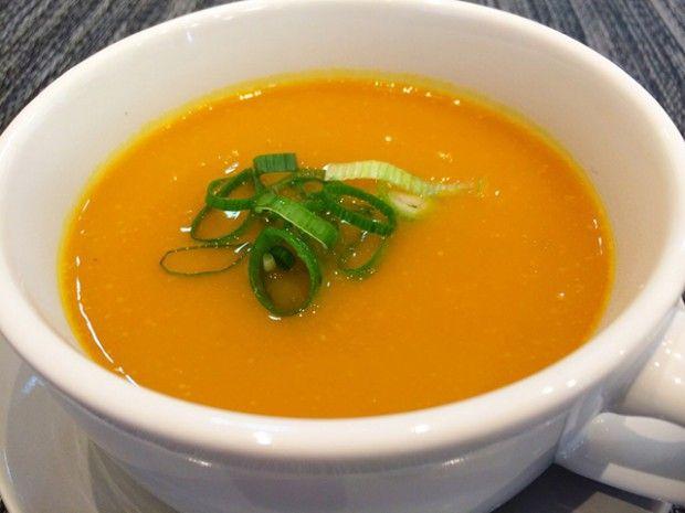 No inverno não há nada melhor que uma sopa quetinha