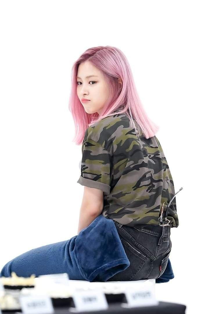 Ryujin Jyp Itzy Gadis Korea Kecantikan Ootd