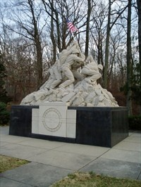 MCB Quantico, VA. Drive by this every Sunday on the way to church