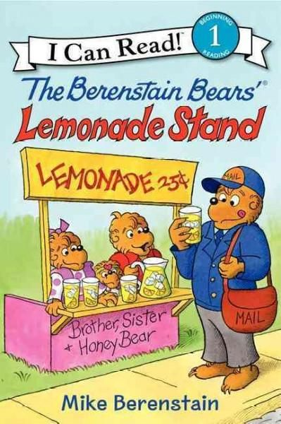 Drink lemonade with the Berenstain Bears! When Mama shares some fresh lemonade with the cubs, Brother and Sister Bear have a great ideawhy not make a lemonade stand and share with the whole neighborho