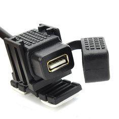 #Banggood Lpc0202 USB сопротивление воды автомобиль зарядное устройство для мотоциклов GPS мобильные телефоны таблетки (1058535) #SuperDeals