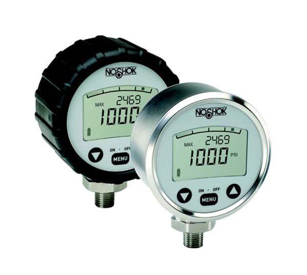Noshok 1000 Series Digital Pressure Gauges Digital Pressure Gauge Pressure Gauge Pressure