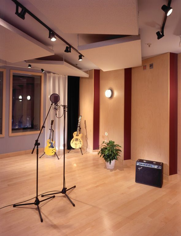 Fm design recording studio portfolio music pinterest - Brocade home decor style ...