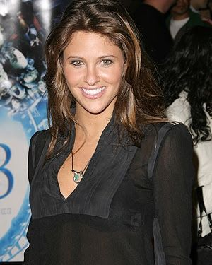Jill Wagner in High Definition on Blade The Series on Monday ...