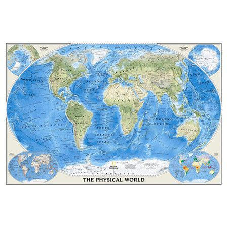 map: Physics Wall, Geographic Maps, Physics Maps, Wall Maps, National Geographic, Boys Rooms, Big Boys, Furniture Decor, Ocean Floors