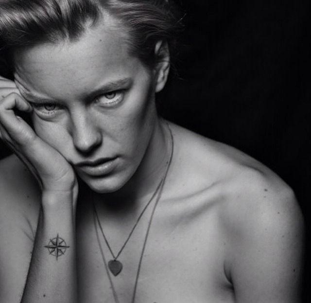 Beautifully Androgynous — Erika Linder