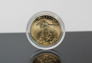 US Mint Gold Coin Prices May Decline Wed., Sept. 27