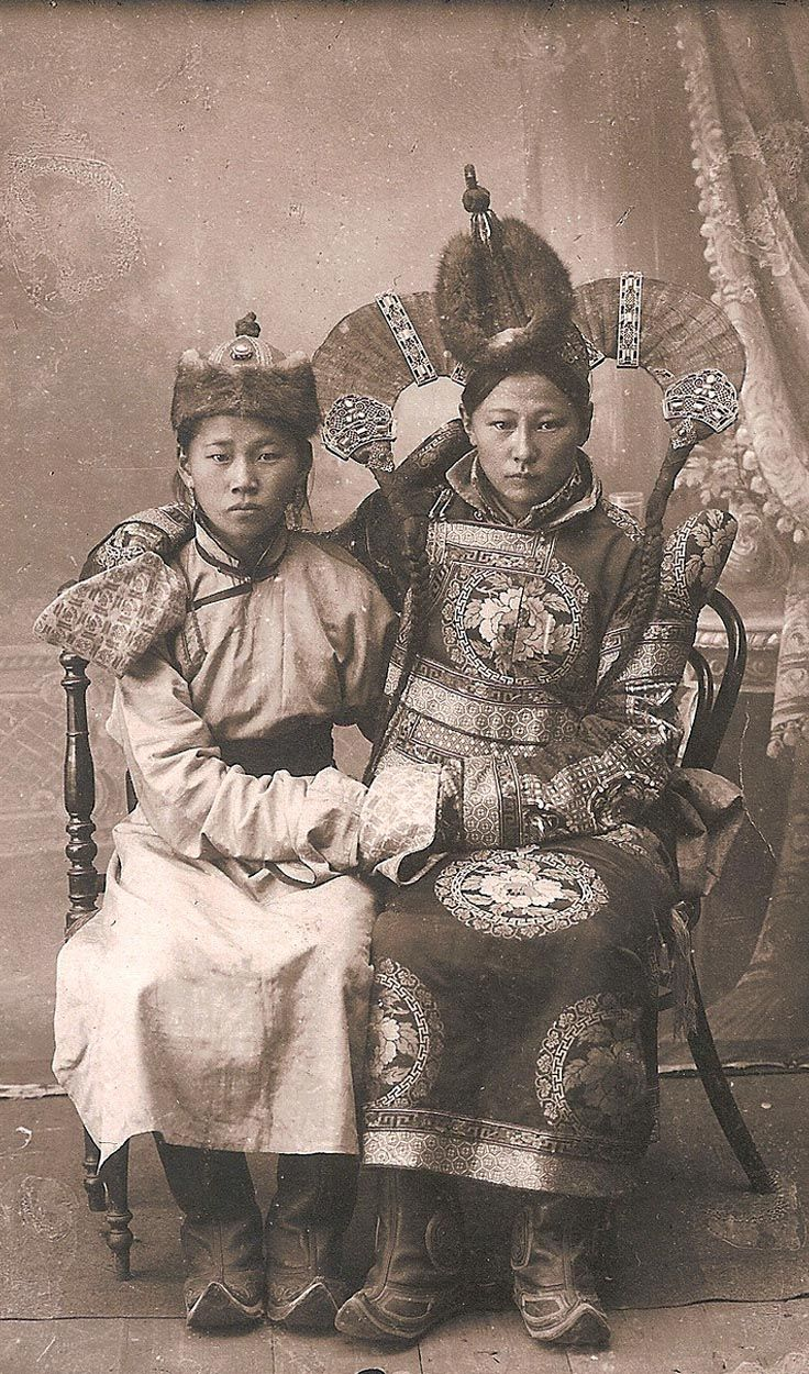 Mongolia in the early 20th century (ca 1925) | Silk Road ...