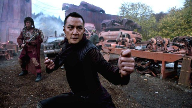 AMC Renews Into the Badlands for 16-Episode Third Season   AMCs Into the Badlands has been renewed for an expanded 16-episode third season  AMC has renewed the martial arts dramaInto the Badlands for an expanded 16-episode third season. The show is currently one of the highest-rated dramas on cable.Into the Badlands will return to AMC in 2018.  Into the Badlands looks like nothing else on television a literal high-wire act attracting passionate and dedicated fans by the millions said Charlie…