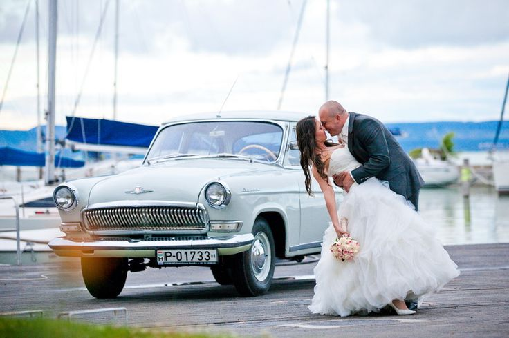 Balaton wedding