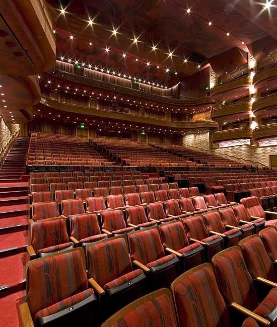 Teatro Bradesco: Broadway in São Paulo!