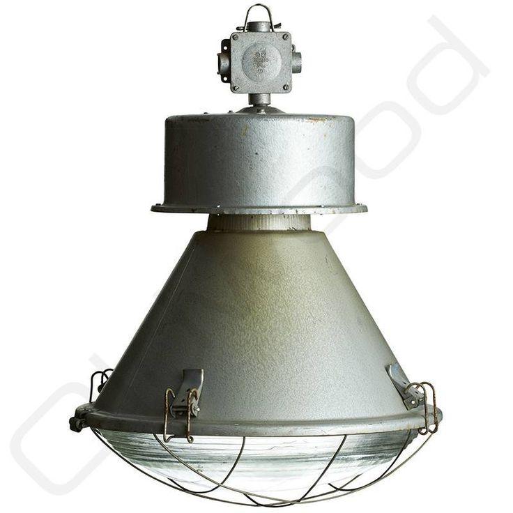 Industriële lampen - tanek