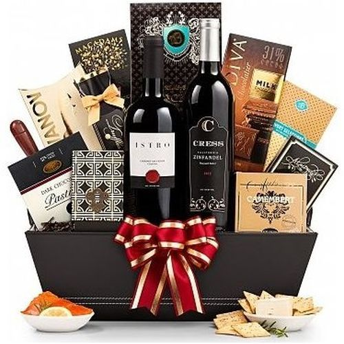 5Th Avenue Gift Basket | Bachelorette Party Gifts For The Bride, Her | Wedding Gift