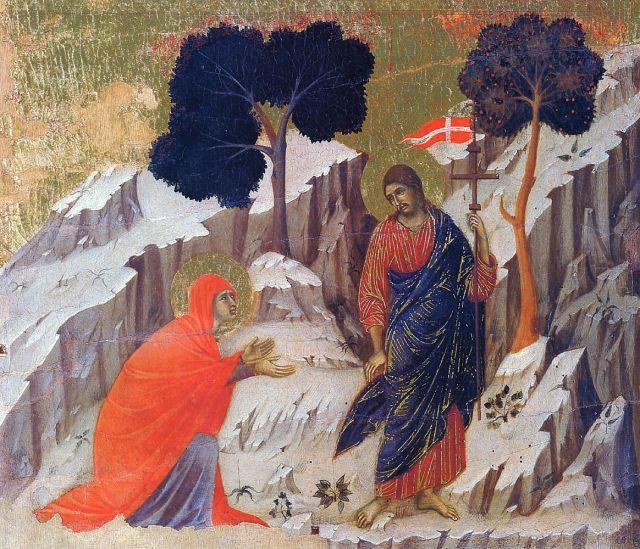 Дуччо ди Буонинсенья (около 1255–1319