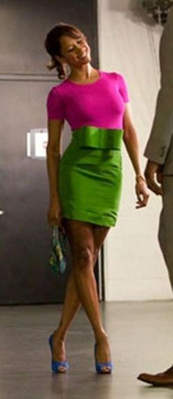 Single Ladies (TV Show) Stacy Dash dress