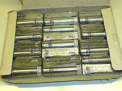 VINTAGE 12 x POCHE ESSENCE WICK (mèche) BRIQUETS - SIMILAR (IMCO) - - Collections:Briquets, objets du fumeur:Briquets:Briquets à gaz