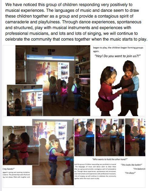 Teaching Strategies: Learning Through Movement
