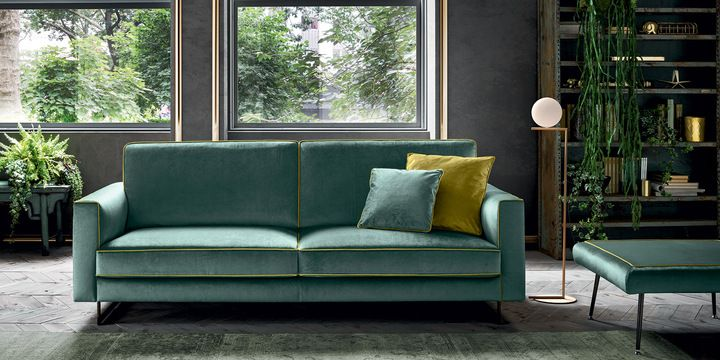 Kloe modern ülőgarnitúra - www.montegrappamoblili.hu