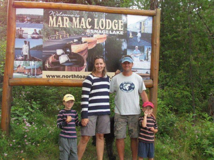 Mar Mac Lodge #algomacountry