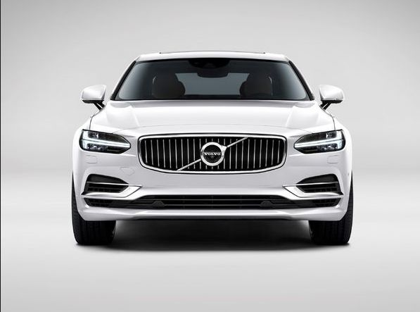 2018 Volvo S60 Exterior Look