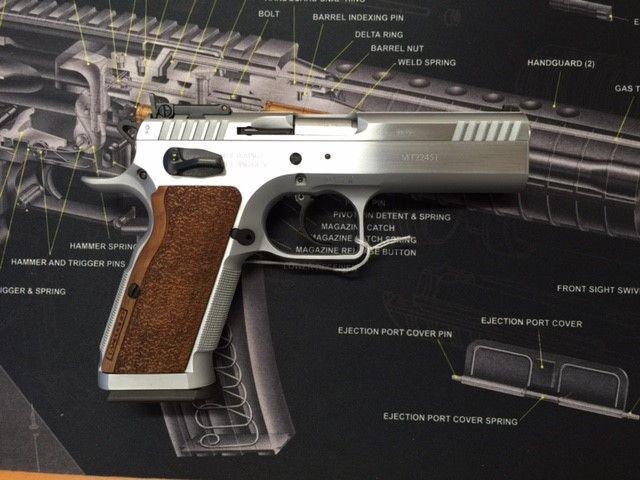 EAA Witness STK II : Semi Auto Pistols at GunBroker.com
