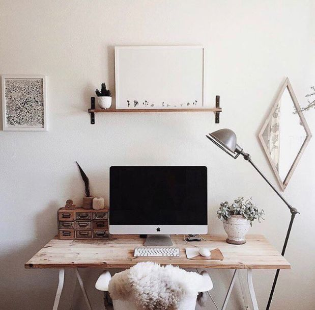 30 Minimal Workspaces That You'd Love In Your Own Home - UltraLinx
