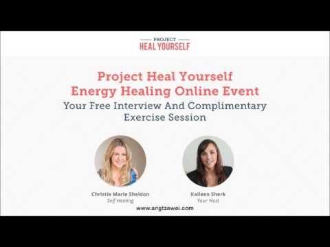 Christie Marie Sheldon Self Healing Interview