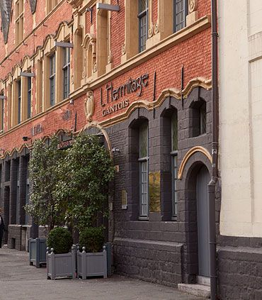 Visite déco : l'Hôtel l'Hermitage Gantois à Lille