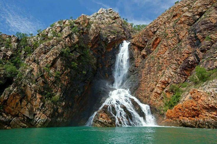 Turtle Falls, Dugong Bay, Kimberly Western Australia