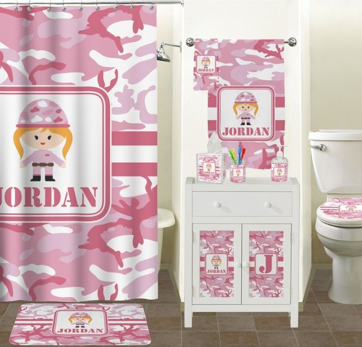 Image Le Pink Camo Bathroom Decor The Has Come Along Way From Past One Hundred Decades After Just A Simple Tub Set Before Living