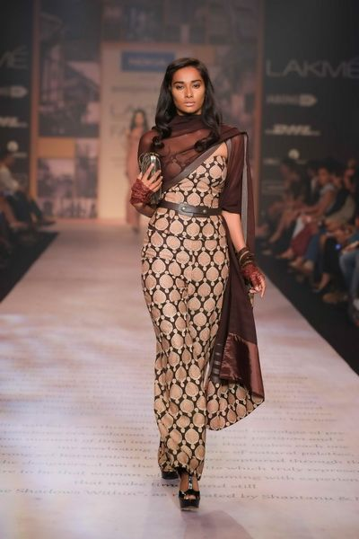 Lakmé Fashion Week – Nokia Present Shantanu Nikhil at LFW SR 2014