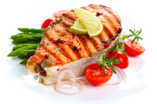 2 Reasons why you should be eating more fish #skinnyms #healthyeating