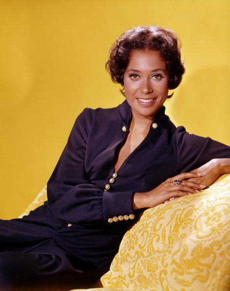 """Denise Nicholas as school counselor Liz McIntyre from the groundbreaking television show, Room 222"""" in September 1969. Ms. Nicholas also starred in - and wrote for - the drama, In the Heat of the Night"""" in the 1980s and was once married to the singer-songwriter, Bill Withers. Photo by ABC Photo Archives/ABC via Getty Images."""
