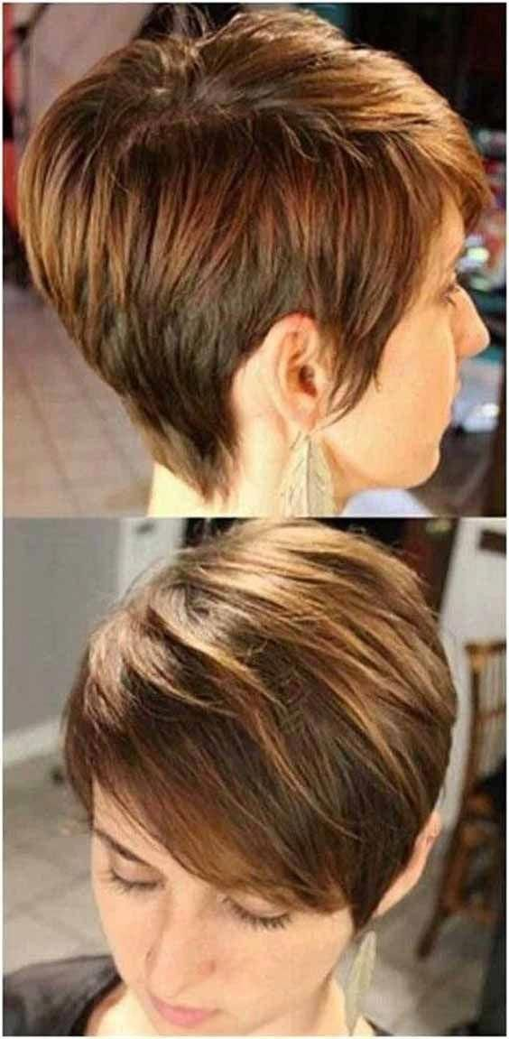 """Among black women short layered hairstyle combines both your usual and a few artificial hairs. Put some color. A sassy hairstyle for you. Impressive ..."