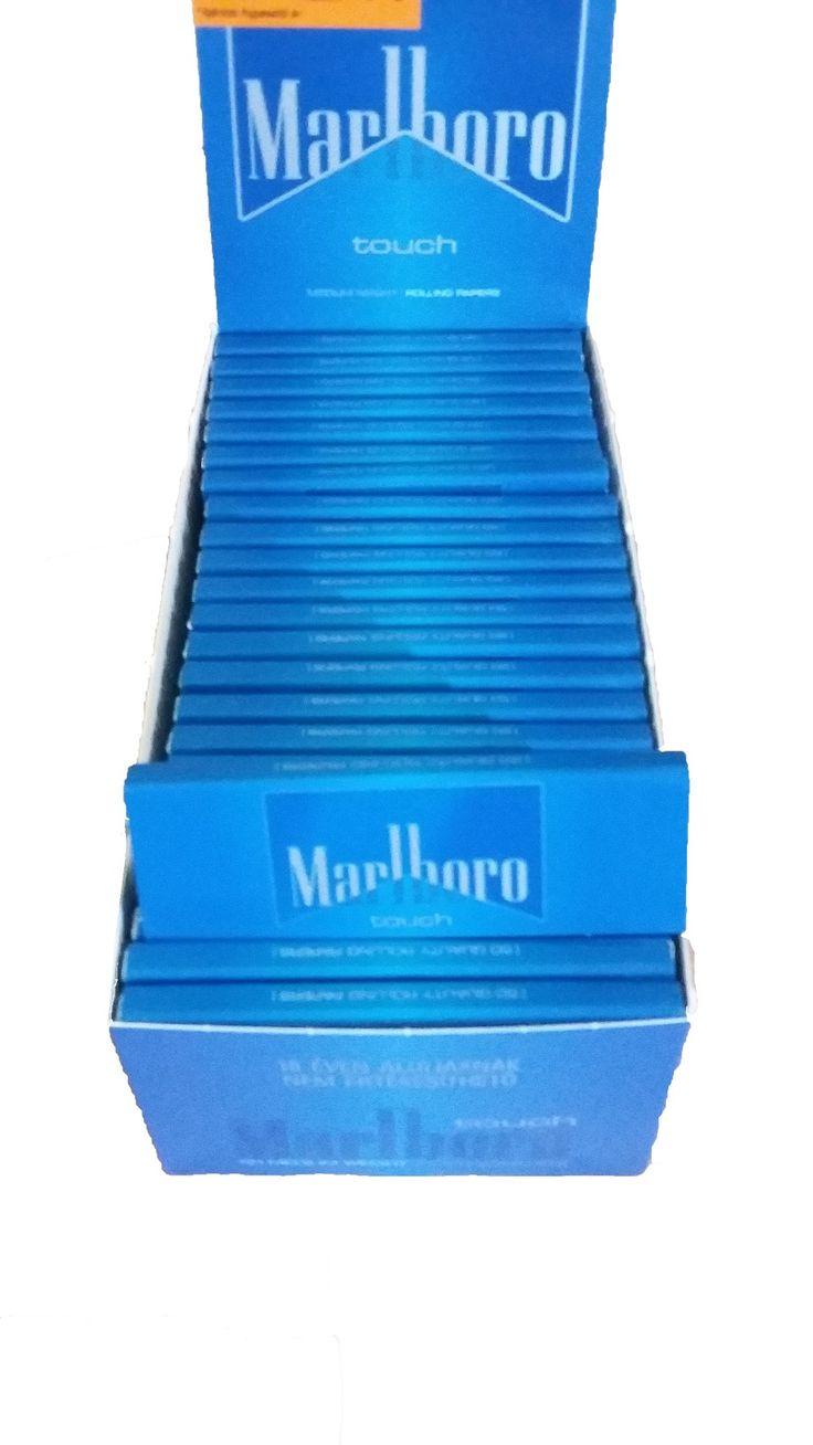 Foite Marlboro Touch pentru rulat tigari  Categorie: foite tigari  Un pachetel de Foite Marlboro Touch pentru rulat tigari contine 50 buc. foite.  Comenzi la tel: 0744545936 sau pe www.tuburipentrutigari.ro
