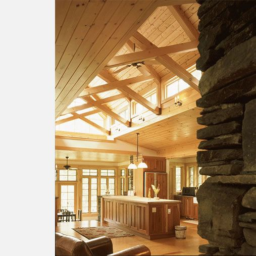 21 best clearstory images on pinterest clerestory for Clerestory roof design