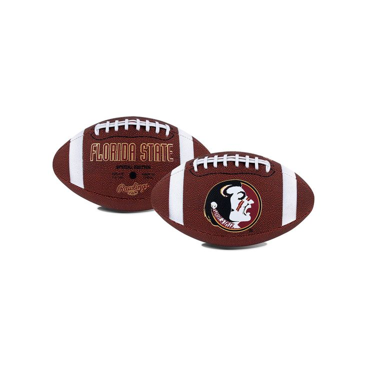Rawlings Florida State Seminoles Game Time Football, Red