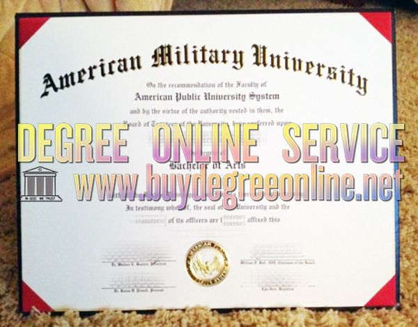 American Military University Degree The Quickest Easiest Way To