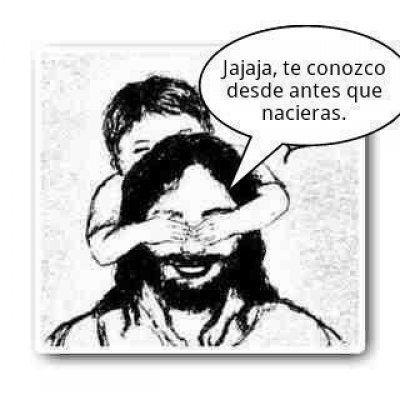 Imagen Bonita De Jesus Te Conozco