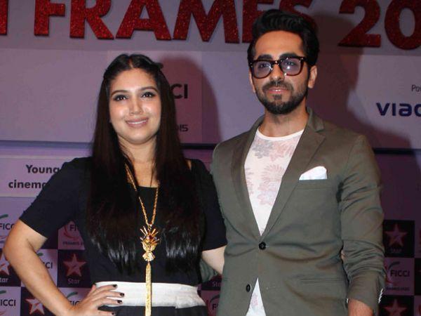 Ayushmann Khurrana uncertain about his film 'Manmarziyan' with Bhumi Pednekar