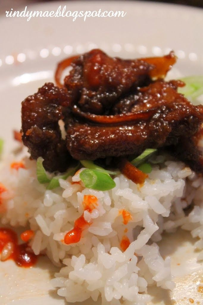 Crispy Orange Beef Recipe — Dishmaps