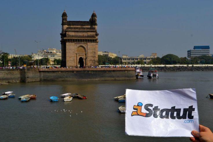 @iStatut était avec les @GlobalCooKoeurs à #mumbai devant #GatewayOfIndia #OnTheRoadAgain en #inde avec @iStatut pic.twitter.com/WQpNFtTFG7