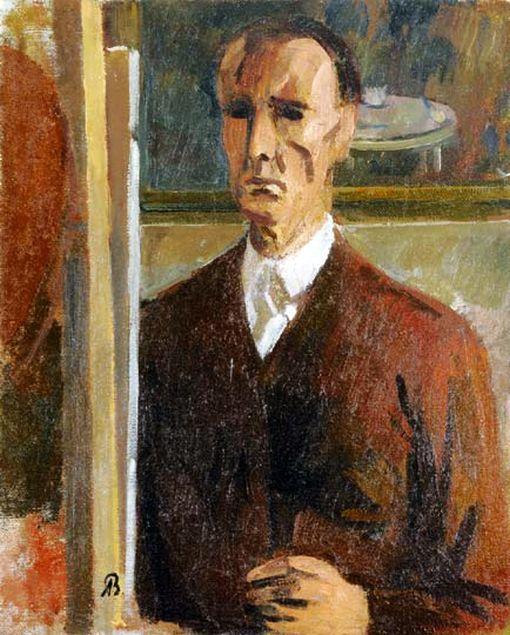 Bernáth, Aurél (1895-1982) Self-portrait, 1946