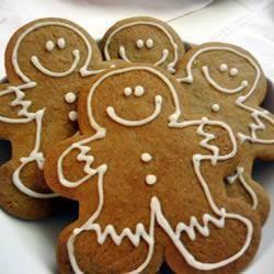Gingerbread jongens @ allrecipes.nl