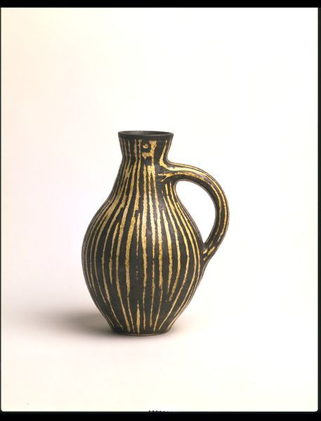 Handled pot | Coper, Hans | V Search the Collections