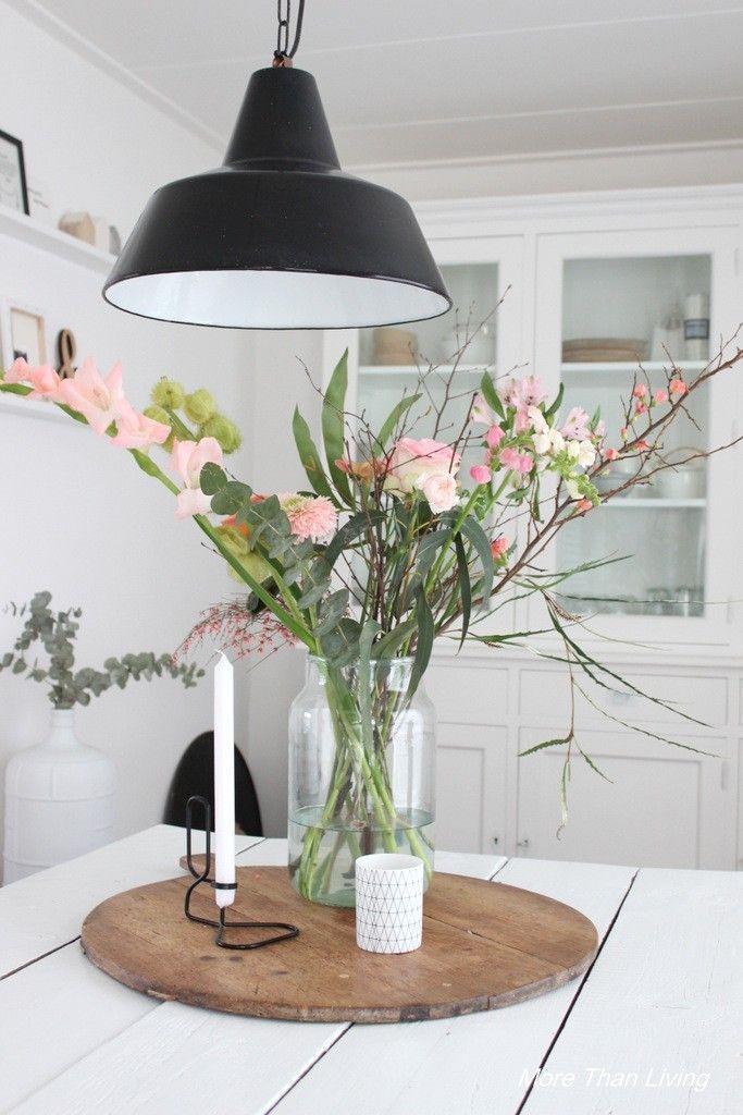 B l o g p o s t | Liefde voor bloemen in huis | Lovelyhomie.com