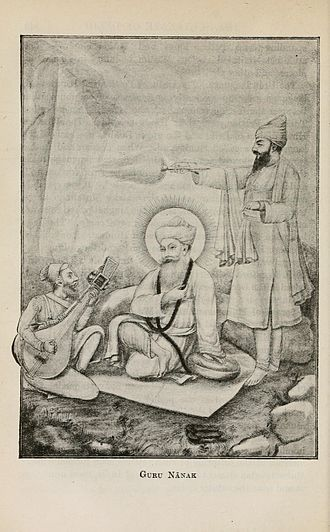 Guru Nanak was born on 15 April 1469 now celebrated as Guru Nanak Gurpurab, at Rāi Bhoi Kī Talvaṇḍī, now called Nankana Sahib, near Lahore, in present day Pakistan.    Sikhpoint.com