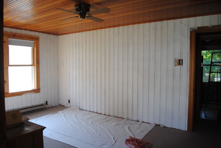 Painting Laminate Paneling Before And After Google